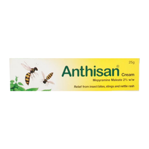 anthisan-cream-25g