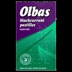 olbas-blackcurrant-pastilles-40g