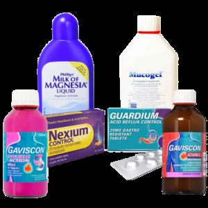 Indigestion & Heartburn