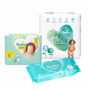 Nappies and Wipes